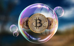 Chỉ với tấm biểu đồ này, bạn có thể thấy bong bóng Bitcoin khủng khiếp cỡ nào