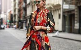 """Chiếc váy """"triệu phú"""" của Zara"""