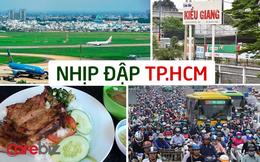 Nhịp đập TP.HCM tuần qua: Từ việc mở rộng sân bay Tân Sơn Nhất đến chuyện phát hiện 'nguyên liệu lạ' ở cơm tấm Kiều Giang