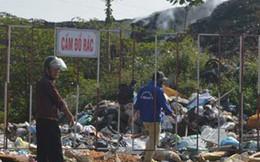 """Các bãi rác """"vỡ trận"""""""