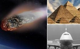 Phát hiện thiên thạch khổng lồ to hơn Đại kim tự tháp Giza đang lao về phía Trái đất