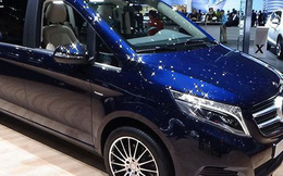 Phát hiện một doanh nghiệp 'khai nhầm' xuất xứ xe Mercedes