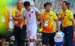"""Lần thứ hai liên tiếp, Đỗ Hùng Dũng biến thành """"thần hộ mệnh"""" của U23 Việt Nam"""