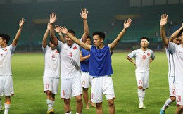 Hơn 2 tỉ đồng tiền thưởng cho Olympic Việt Nam cho suất bán kết ASIAD