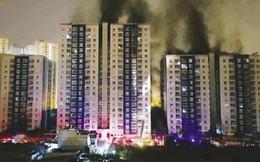Vụ cháy chung cư Carina: Công ty Hùng Thanh không đủ kinh phí hỗ trợ dân