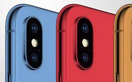 Bloomberg: iPhone 2018 giữ nguyên thiết kế iPhone X, có màu sắc mới, màn hình lớn hơn và camera đỉnh hơn
