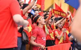 Olympic Việt Nam bị dẫn trước 1 - 0, người hâm mộ cả nước vẫn vững niềm tin chiến thắng