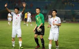Olympic Việt Nam - Hàn Quốc 1-3: An ủi với siêu phẩm của Minh Vương