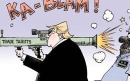 """Mỹ phát động chiến tranh thương mại nhưng đang chịu cảnh """"gậy ông đập lưng ông""""?"""