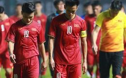 """HLV Park Hang Seo: """"Tôi xin chịu trách nhiệm về trận thua của Việt Nam"""""""