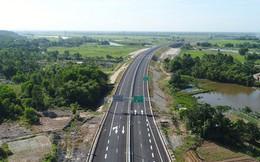 Ngắm cao tốc hơn 34.500 tỉ đầu tiên ở miền Trung