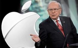 """Apple """"lên hương"""", tỷ phú Warren Buffet cũng nhẹ nhàng bỏ túi thêm 2 tỷ đô"""