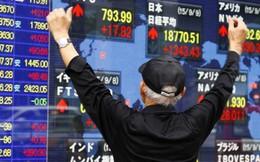Nhật vượt Trung Quốc để thành thị trường chứng khoán lớn thứ 2 thế giới