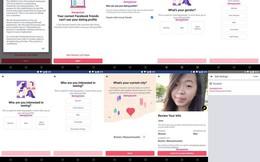 Facebook thử nghiệm ứng dụng hẹn hò