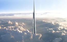 Ả-rập chi hơn tỷ USD xây tòa nhà cao nhất thế giới