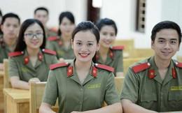 Các thủ khoa của Học viện An ninh năm 2018 đều là thí sinh của Lạng Sơn và Hòa Bình