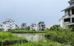 Cận cảnh dự án biệt thự 2.000 tỉ đồng bỏ hoang của Lã Vọng