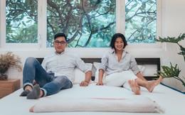 Bỏ việc full time trong lĩnh vực tài chính, quảng cáo ở Mỹ, 2 người trẻ Việt quay về nước mở công ty bán đệm vì câu nói của một nhân viên bán hàng