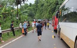 Mưa lũ ở Sơn La, nhiều người dân không thể về quê dịp nghỉ Lễ