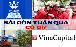 Sài Gòn tuần qua có gì: Kẹt xe trước nghỉ lễ, FastGo nhận đầu tư từ VinaCapital làm nóng thêm thị trường xe công nghệ