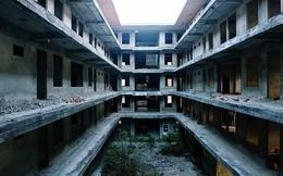 Bên trong ký túc xá từng được huy động vốn 700 tỷ đồng nhưng bỏ hoang ở Đà Nẵng suốt nhiều năm