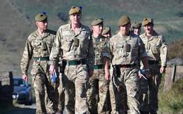 Quân đội Anh sẵn sàng khi kế hoạch Brexit thất bại
