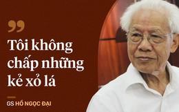 GS.TSKH Hồ Ngọc Đại sợ điều gì nhất?