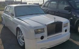 Dân chơi độ Bentley 30 năm tuổi thành... Rolls-Royce mini