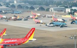 Các hãng hàng không tăng tỷ lệ đúng giờ trong tháng 8