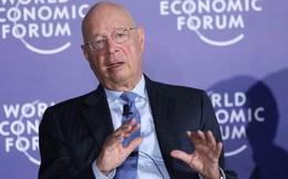 """Nhà sáng lập, Chủ tịch điều hành WEF: """"Cách mạng 4.0 không phải là nút bấm để biến mọi thứ thay đổi trong phút chốc"""""""