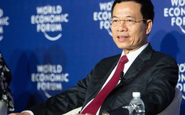 Quyền Bộ trưởng Bộ TTTT Nguyễn Mạnh Hùng: CMCN 4.0 diễn ra, tương lai không phụ thuộc nhiều vào quá khứ