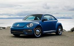 Volkswagen Beetle ngừng sản xuất: Tạm biệt một huyền thoại