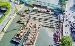 Toàn cảnh siêu dự án 10.000 tỷ đồng phơi nắng mưa do bị ngưng thi công tại TP.HCM