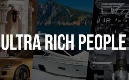 Những người siêu giàu trên thế giới - Họ ở đâu?