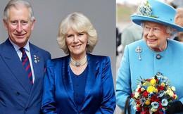 """Lần đầu hé lộ vụ bê bối mới của bà Camilla, cả gan """"phá tan tành"""" tiệc mừng 70 năm ngày cưới của Nữ hoàng Anh vì ghen tuông"""