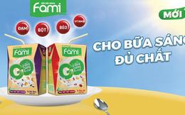 Vinasoy chính thức ra mắt sữa đậu nành Fami Go - Bữa sáng đủ chất và tiện lợi cho người bận rộn