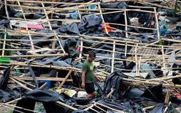 Số người chết vì bão Mangkhut ở Philippines tăng chóng mặt