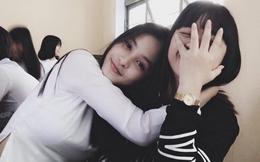 Những hình ảnh vui vẻ thời học sinh ngố tàu của tân Hoa hậu Việt Nam 2018