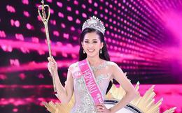 Người đẹp 18 tuổi Trần Tiểu Vy đánh bại 43 thí sinh, đăng quang Hoa hậu Việt Nam 2018