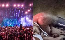 Những vụ nhập viện và tử vong do sốc thuốc tại nhạc hội gây chấn động truyền thông thế giới năm nay