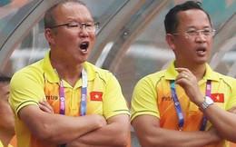 """HLV Park Hang Seo: """"Bóng đá Việt Nam có thể lên nhóm đầu châu Á"""""""
