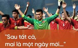 Từ CĐV gửi Olympic Việt Nam: Không sao cả, vì đã yêu thương nên chúng tôi nhất định tiếp tục yêu thương!
