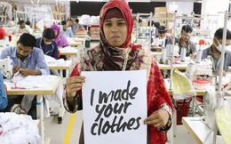 """Để làm ra một chiếc áo hàng hiệu, hàng trăm công nhân đã phải sống trong những điều kiện """"trời ơi đất hỡi"""" như này"""