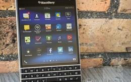 Độc chiêu kinh doanh kì lạ: đổi điện thoại BlackBerry lấy cây 2 xúc xích giá 5 USD
