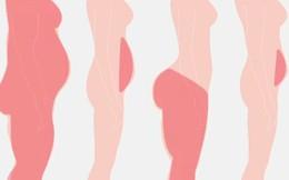 """Béo bụng, to đùi, xệ mông và cách """"điều trị"""" hiệu quả"""