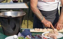 Bên trong cuộc thi nấu ăn kì lạ nhất thế giới với nguyên liệu chính khiến nhiều người nghe tên đã không dám đụng đũa