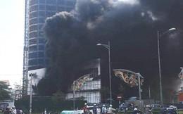 Trung tâm thương mại, khách sạn cao nhất Yên Bái cháy, Tập đoàn Hoa Sen nói gì?