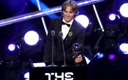 """Sau 10 năm thống trị, cuối cùng đế chế Ronaldo-Messi đã kết thúc bởi """"ma thuật"""" của Modric"""
