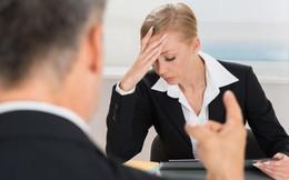 Làm gì khi bất đồng quan điểm với sếp?