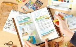 Thú vui với bút màu và những trang giấy: Khi giới trẻ Trung Quốc biến việc viết sổ tay trở thành một trào lưu